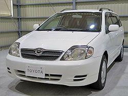 トヨタ カローラフィールダー Xリミテッドナビスペシャル No.07