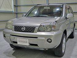 ニッサン エクストレイル X 4WD No.13