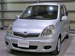トヨタ ファンカーゴ X ペアベンチバージョン・HIDセレクション No.16