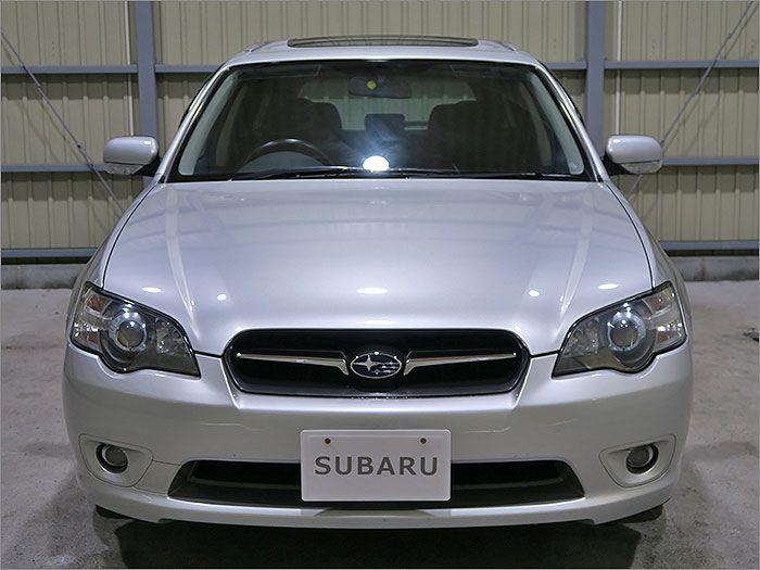 車両状態良好のレガシーツーリングワゴンです。装備はDVDナビ、CD、MD、ETC、キーレス、アルミ、HIDライト付き。