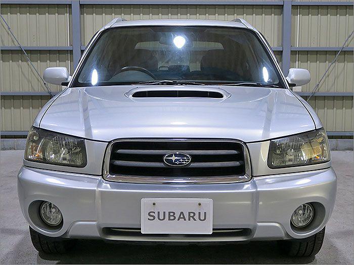 車両状態良好のフォレスターです。装備はCD、キーレス、アルミ、HIDライト付き。