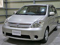 トヨタ ラウム Gパッケージ No.10