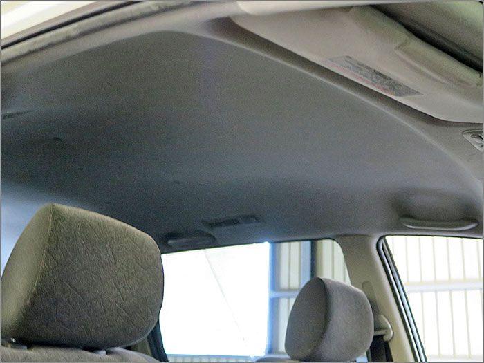 天井の状態も良好です。