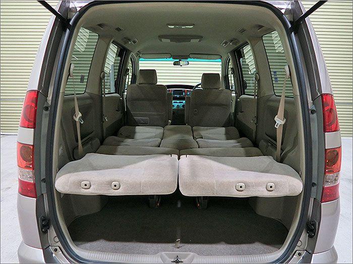 車内泊もできますよ。