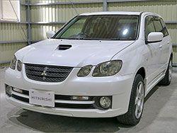 ミツビシ エアトレック ターボR 4WD No.01