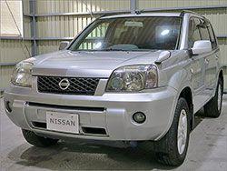 ニッサン エクストレイル 4WD XT NO.16