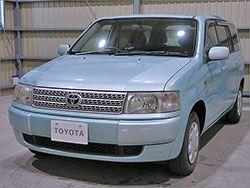 トヨタ プロボックスワゴン F エクストラパッケージリミテッド No.01