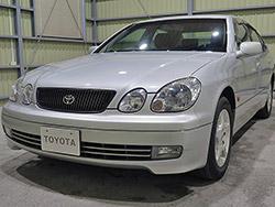 トヨタ アリスト S300 ベルテックスエディション No.07