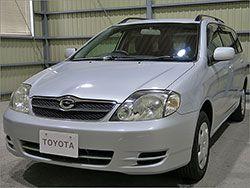 トヨタ カローラフィールダー Xリミテッド No.11