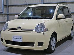 トヨタ シエンタ X 後期モデル No.08