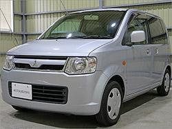 ミツビシ eKワゴン GS No.04