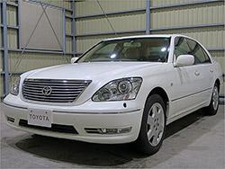 トヨタ セルシオ 後期モデル C仕様 No.04