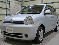 トヨタ シエンタ X No.10