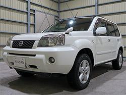 ニッサン エクストレイル 4WD X No.20