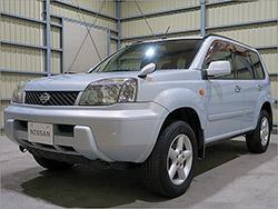 ニッサン エクストレイル 4WD Xtt No.21