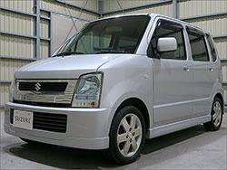 スズキ ワゴンR FX-Sリミテッド No.04