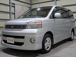 トヨタ ヴォクシー Z Gエディション 4WD No.09
