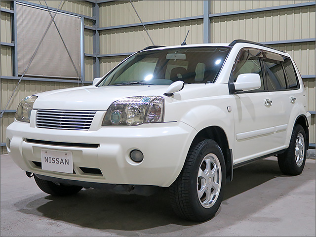 ニッサン エクストレイル Xtt 4WD No.24