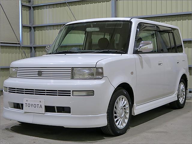 トヨタ bB Z Xバージョン No.05