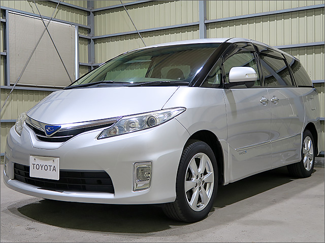 トヨタ エスティマハイブリッド X 4WD No.21